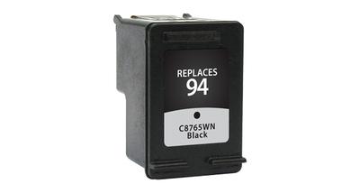 HP94 C8765WN ---BLACK (Item#639)... (INK REFILL)